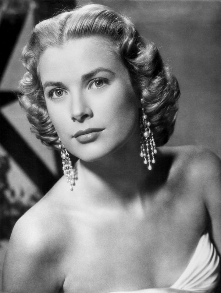 Vintage beauty hacks loved by stars such as Grace Kelly can be replicated today at home, with a modern twist. PHOTO: GETTY IMAGES