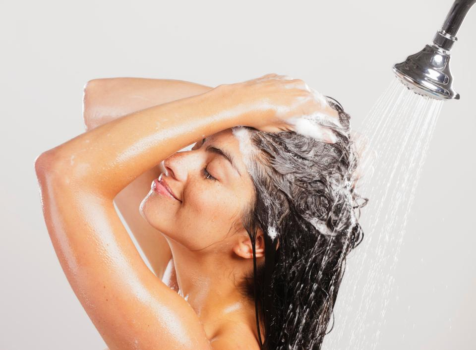 Many claim that the old hack of rinsing hair with beer gives it more body and weight. PHOTO: GETTY IMAGES