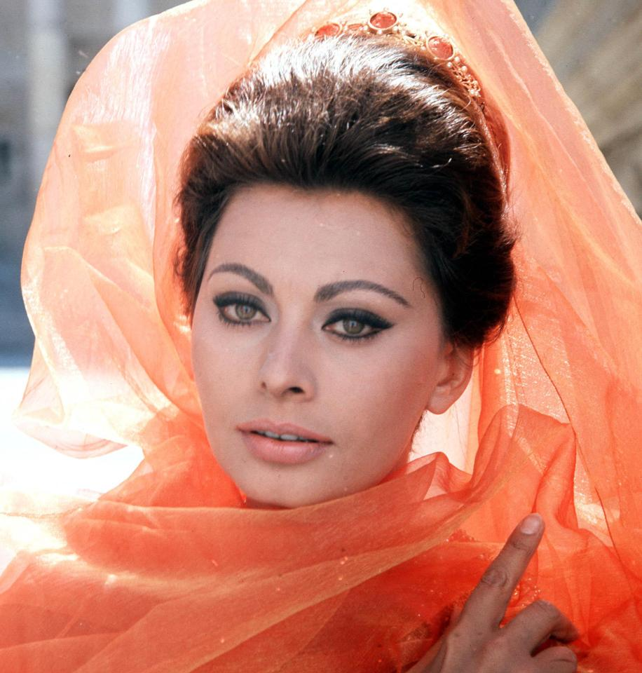 Sophia Loren got her glossy complexion by consuming at least two tablespoons a day by adding it to her food and often put it in her baths. PHOTO: GETTY IMAGES