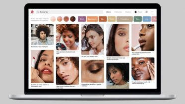 Pinterest tests 'a more inclusive' search, adds a skin tone filter for makeup