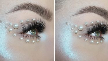 People Are Putting Actual Pearls on Their Faces, and Even the Little Mermaid Is Jealous