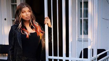 Fergie Switched Up Her Hair, and It Looks Like It's on Fire
