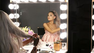 """Ariana Grande's Hairstylist Talks """"Glass Hair"""" and Snatched Ponytails"""