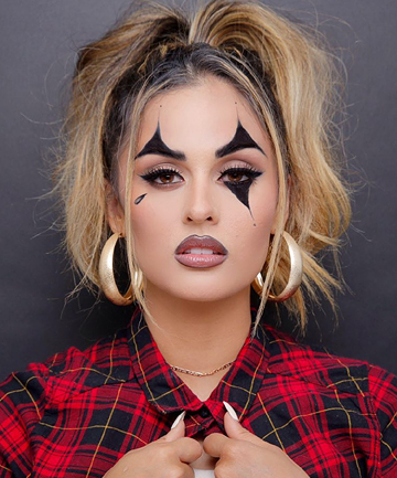 these halloween makeup ideas are surprisingly easy