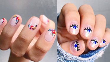 These Are the 100+ Best Nail Art Ideas From 2018 To Bring Into the New Year