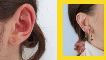 How To Make Sure Your Ear Piercings Don't Close Or Get Infected