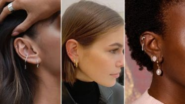 7 Piercing Trends Taking Over Ears (and Nipples) in 2020