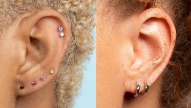 30 Ear Piercing Ideas That'll Convince You to Curate Your Ear RN
